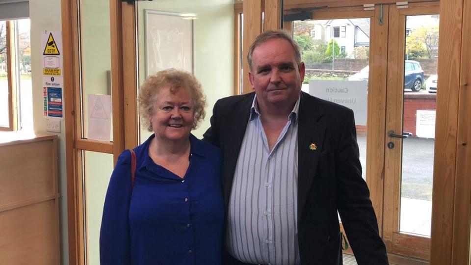 Fred & Lorraine McKeown (Core leaders)