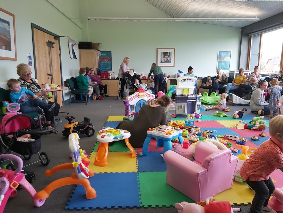 Little Stars Toddler Group